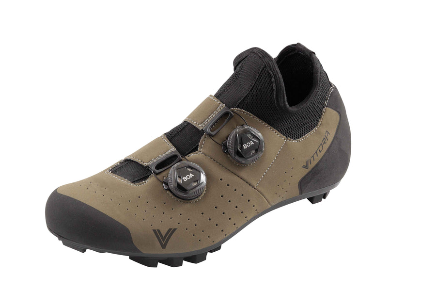 Vittoria Sierra Gravel Shoes - Brown/Black