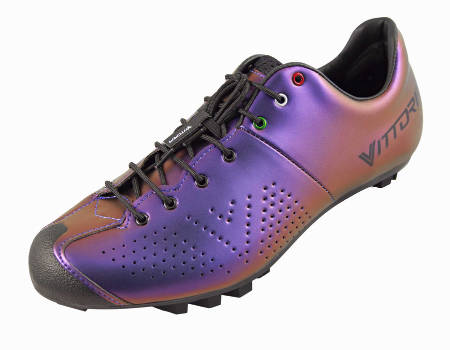 Vittoria Tierra Gravel Shoes - Oil Slick