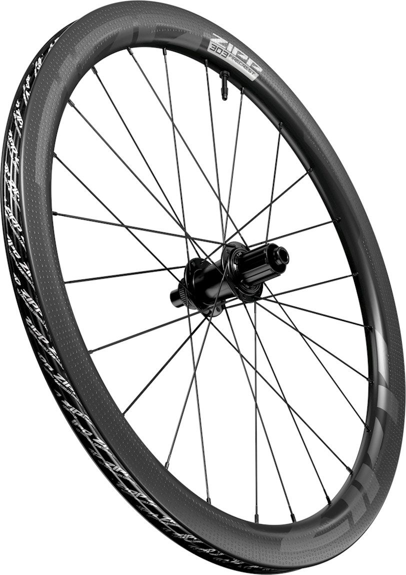 Zipp 303 FireCrest Tubeless Disc Brake Carbon Wheels