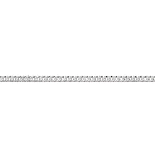 Sterling Silver Curb Chain (1.5mm)