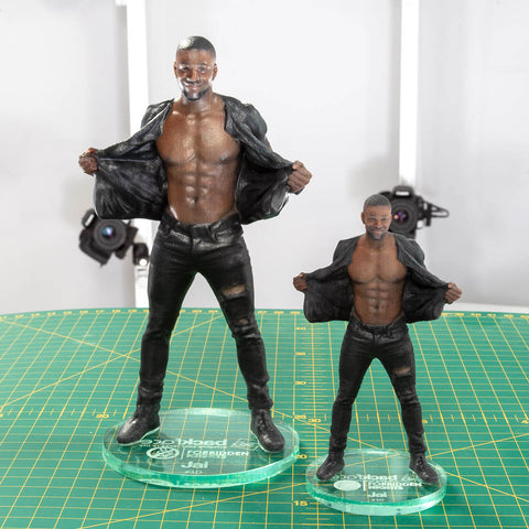 Jai Forbidden Nights figures