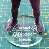 Lewis figure base