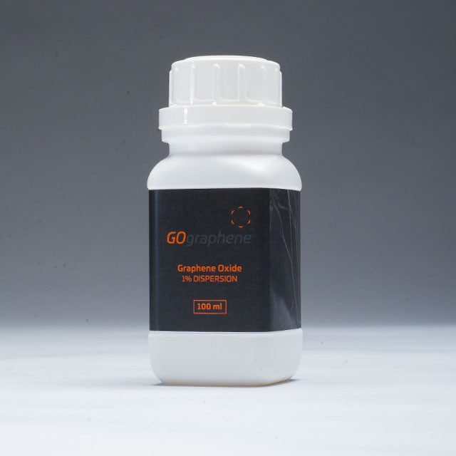 GOgraphene Graphene Oxide Dispersion 100ml packaging