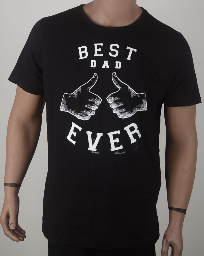 Best Dad Ever T-shirt - Large