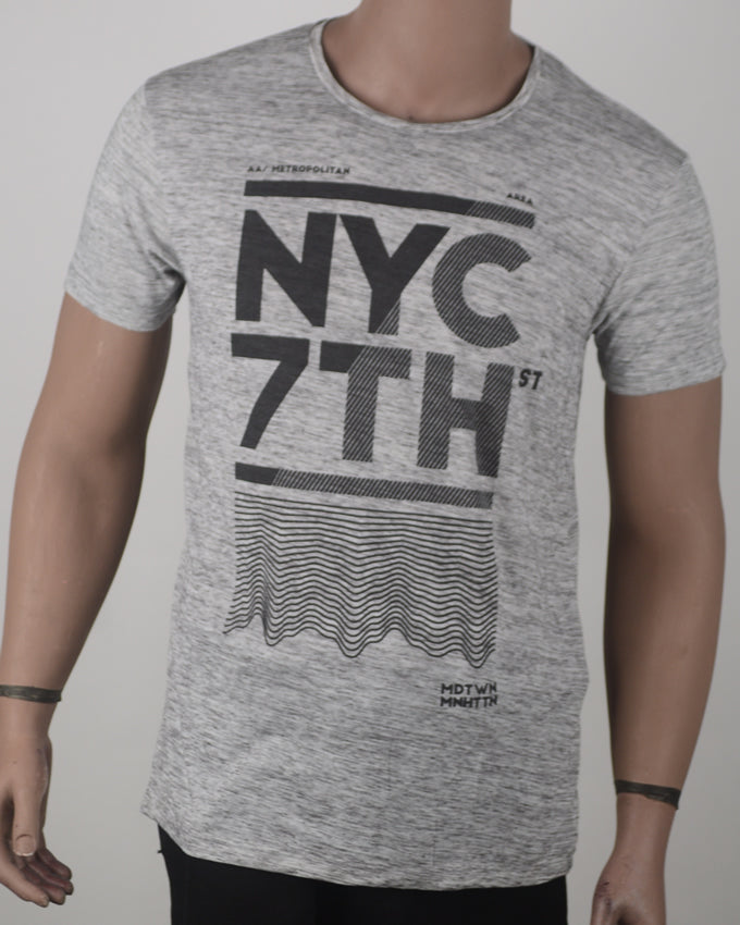 NYC 7TH T-shirt - Large