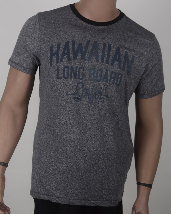 Hawaiian Long Board T-shirt - Medium