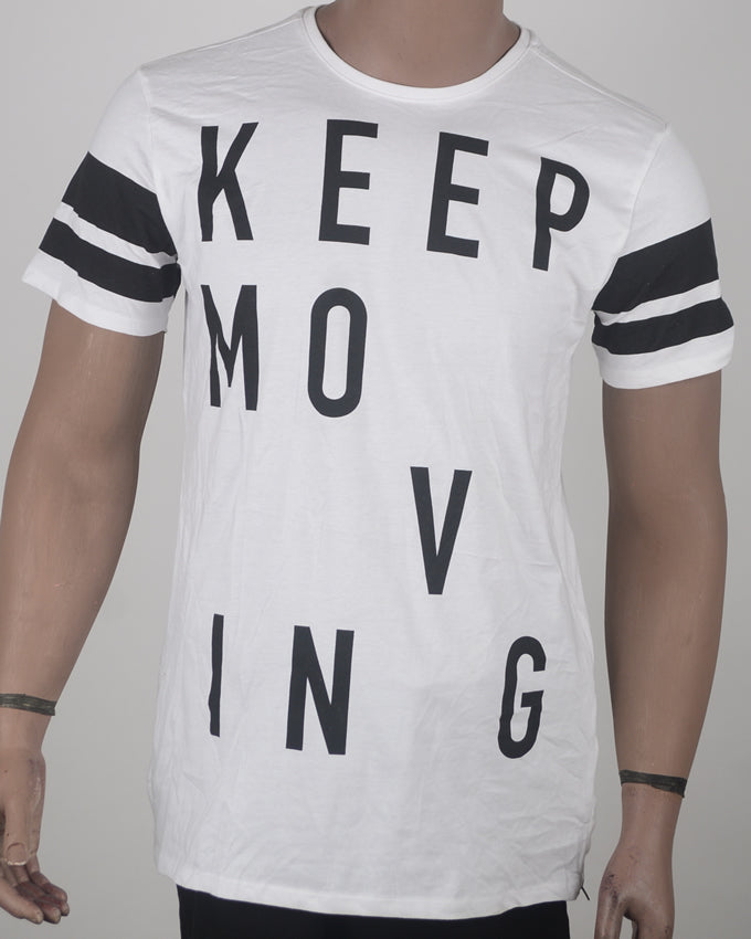 Keep Moving T-shirt - Medium