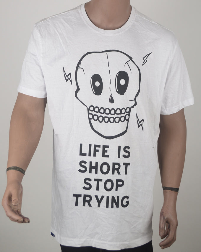 Life Is Short T-shirt - XXL