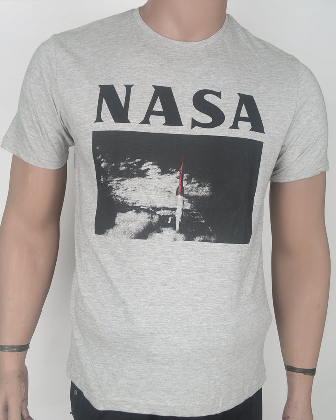 NASA Grey T-shirt - Large