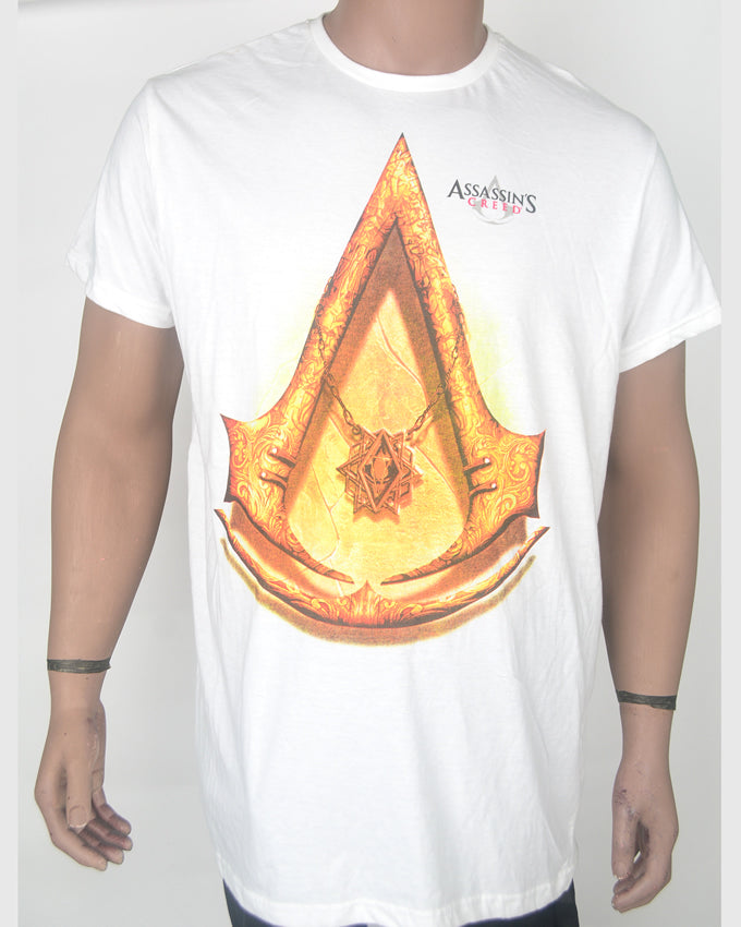 Assassins Creen White - XXL