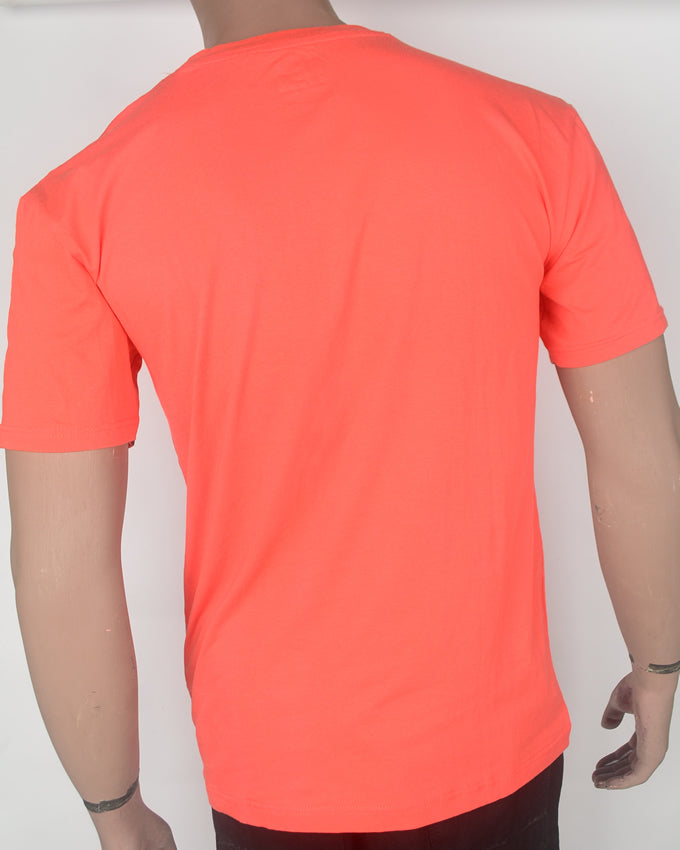 Downtown Bright Red T-shirt - XL