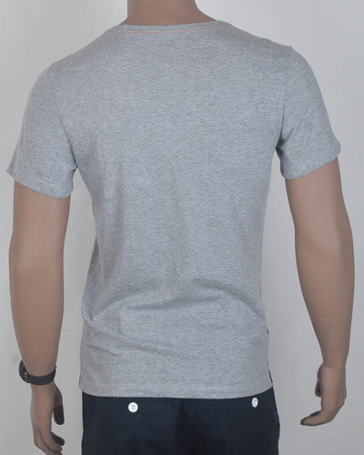 Agent Who T-Shirt - Grey - Medium