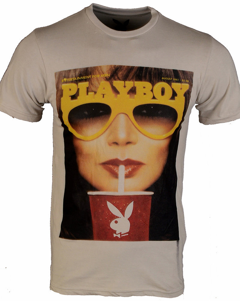 Playboy Print - T-shirt - Small