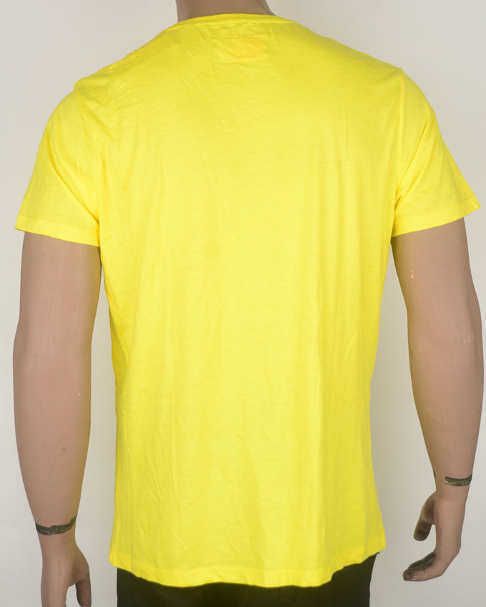 RMDN Urban Dist Yellow T-shirt - XL