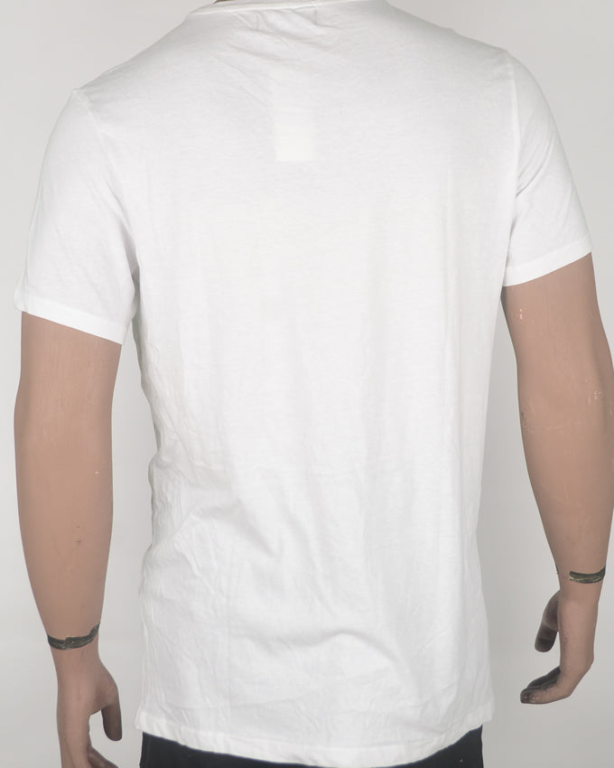 Not All Balloons White T-shirt - Medium
