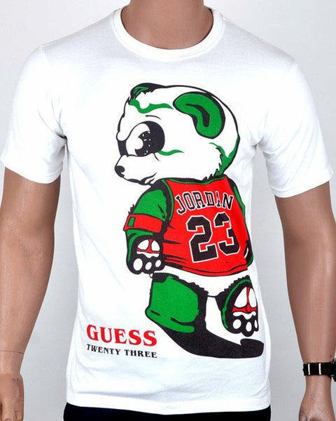 Jordan 23 T-shirt - White - Medium
