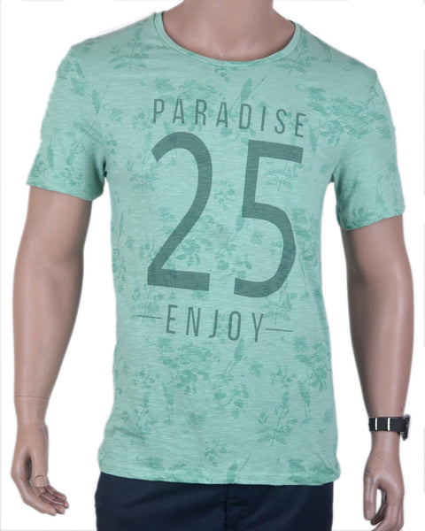 Paradise 25 T-shirt - Green - Medium