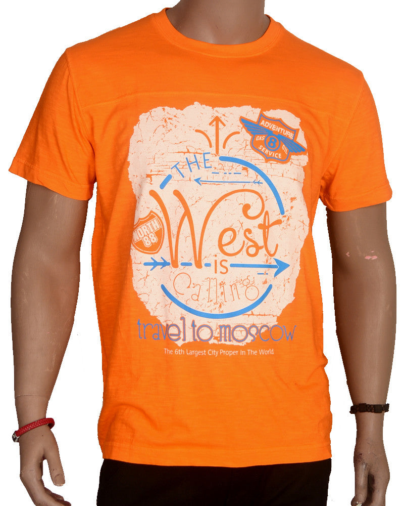 The West is Calling - T-shirt - XL