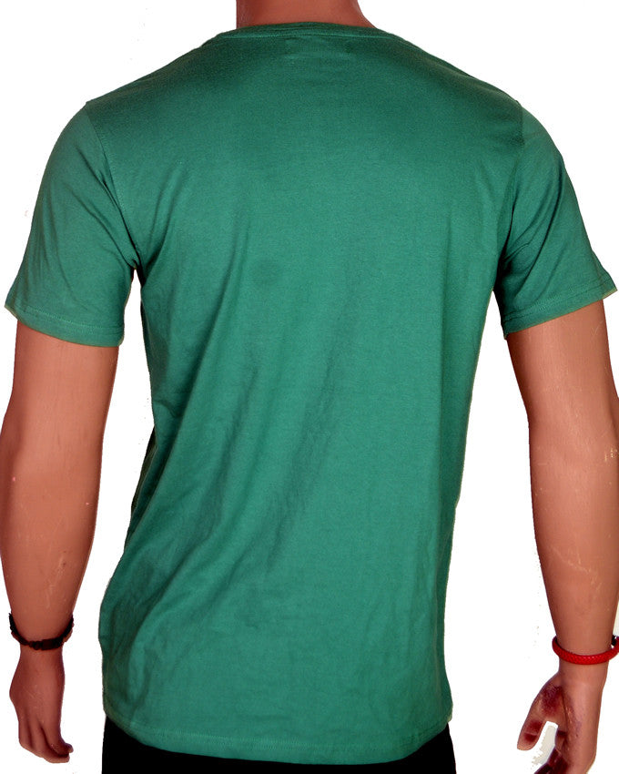 The Capri Motel T-Shirt - Green - Large