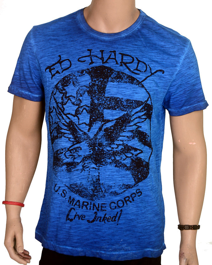 Ed Hardy Eagle T-Shirt - Large
