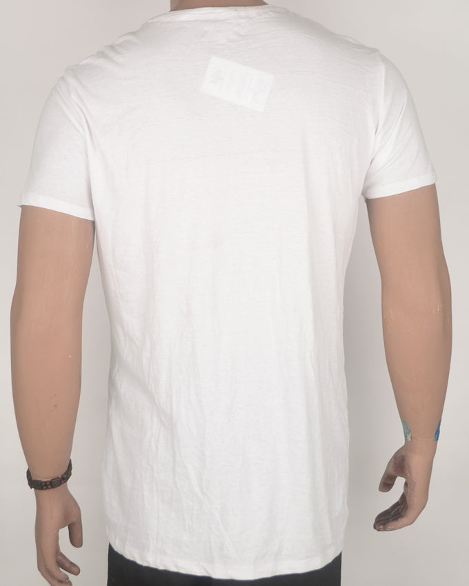 Through Hidden Truths White T-shirt - Large