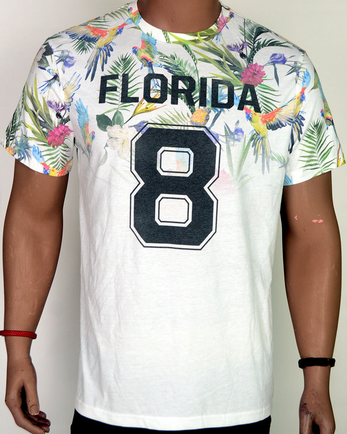 Florida 8 - T-Shirt - Large