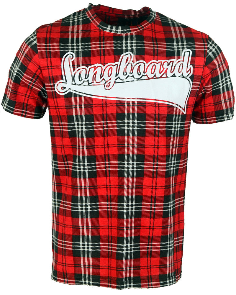 Longboard - T-Shirt - Medium
