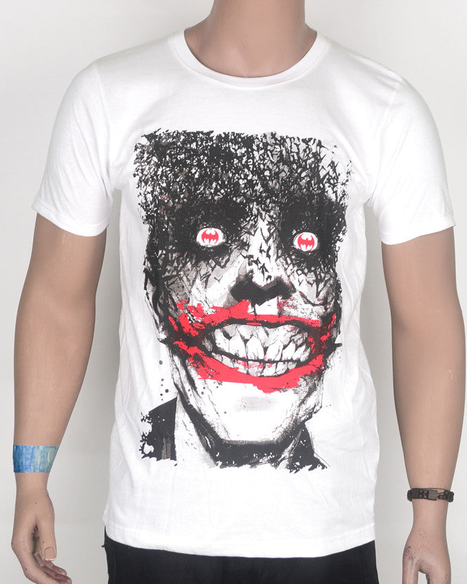 The Joker Print T-shirt - XL