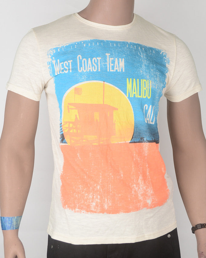 West Coast Team - T-shirt - Small