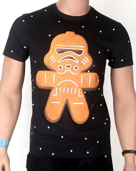 Star Wars Biscuit  - T-shirt - Small