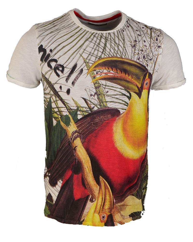 Toucan Bird - T-shirt - Small