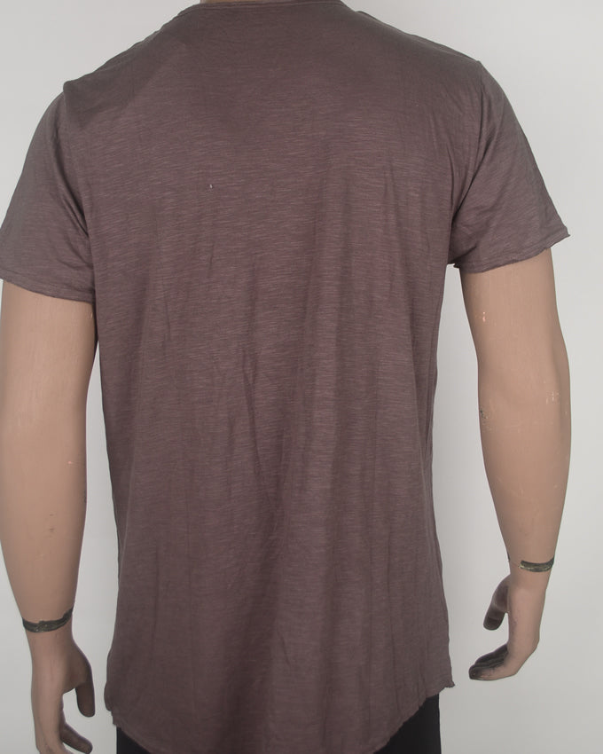 NYC Unban Sprawl Brown T-shirt - XL