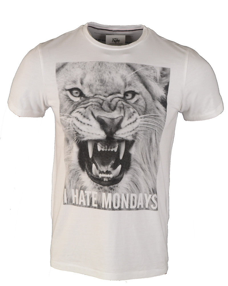 I Hate Mondays- T-shirt - Small