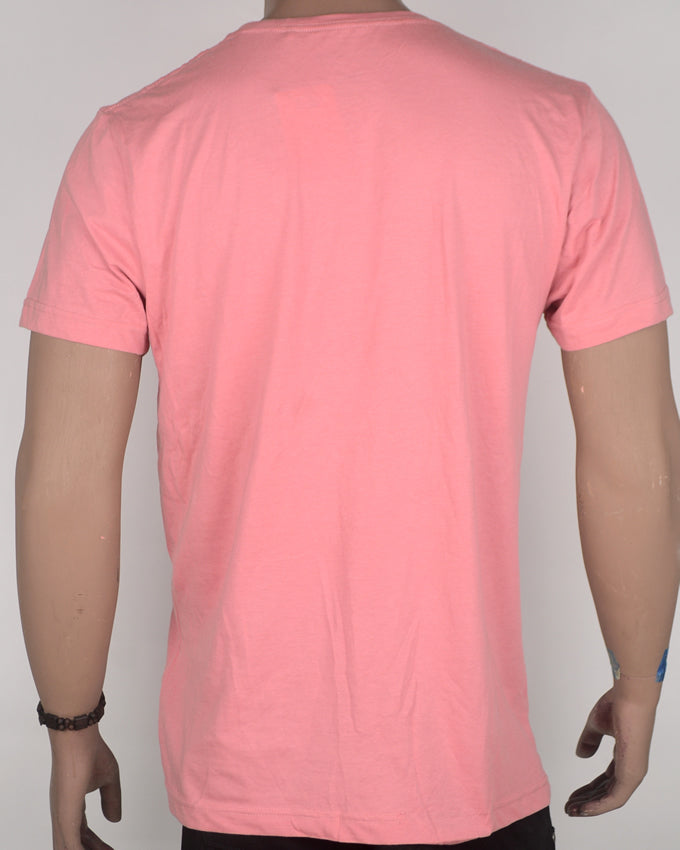 Denim Apparel Peach T-shirt - Large