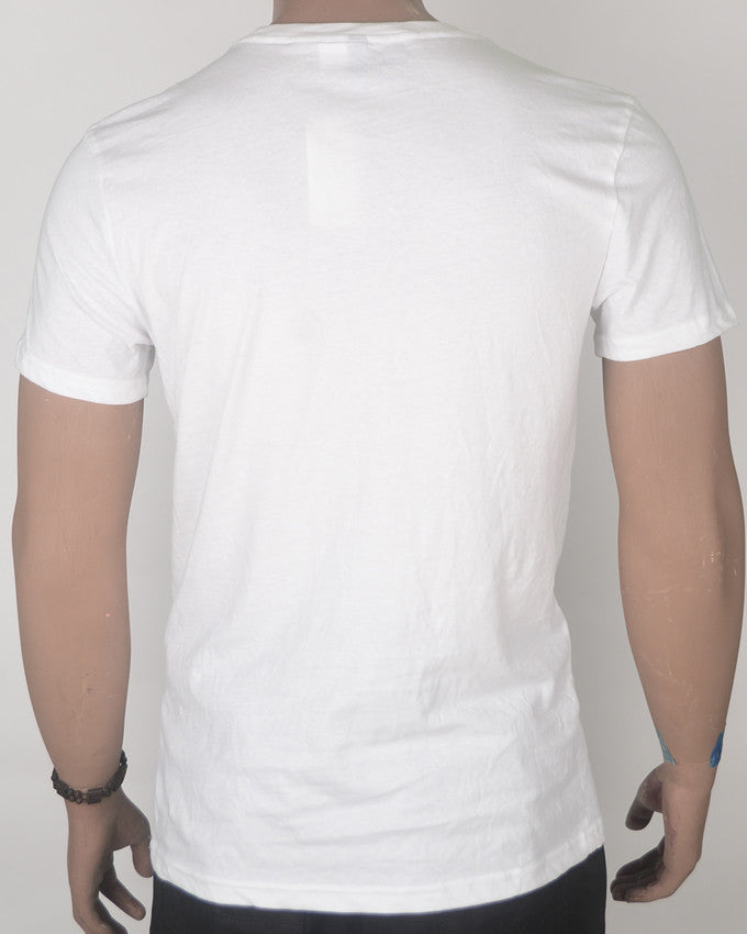 Peace Out White T-shirt - Medium