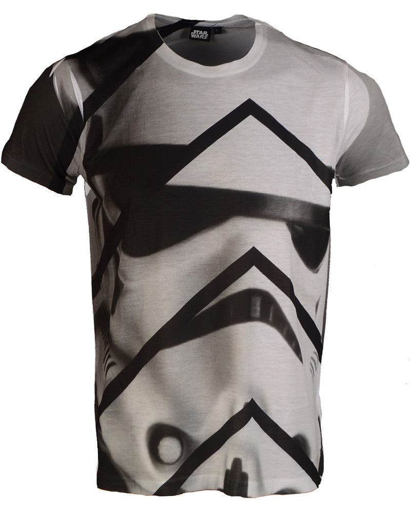 Abstract Star Wars - T-Shirt - Large