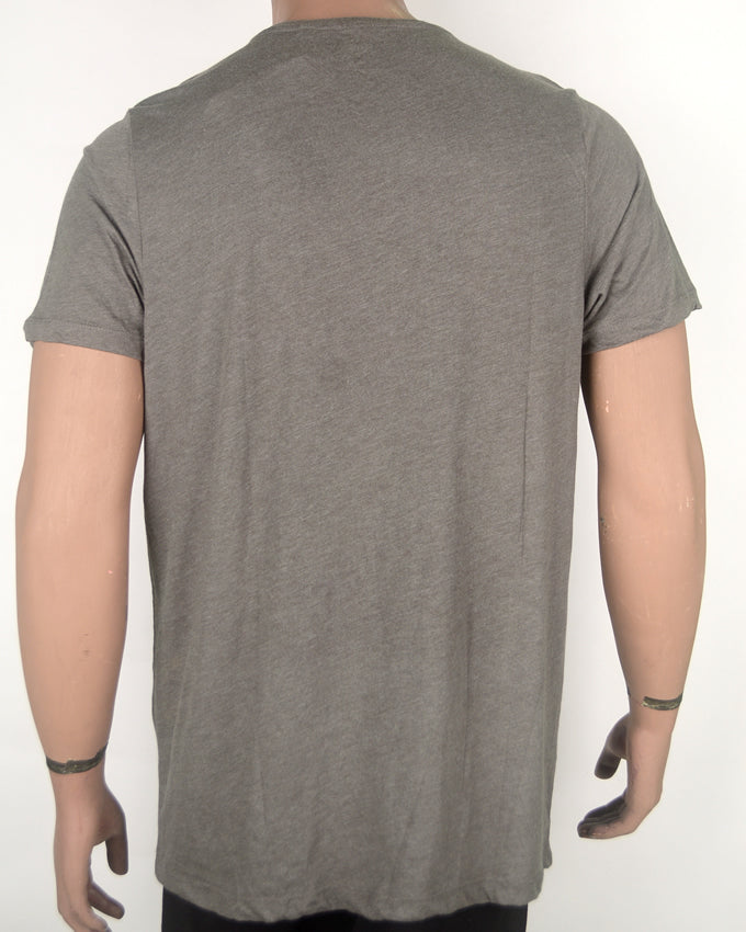 SXF Print Grey T-shirt - XL