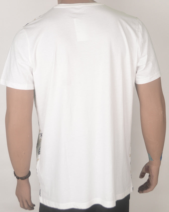 Brooklyn 88 White T-Shirt - Large