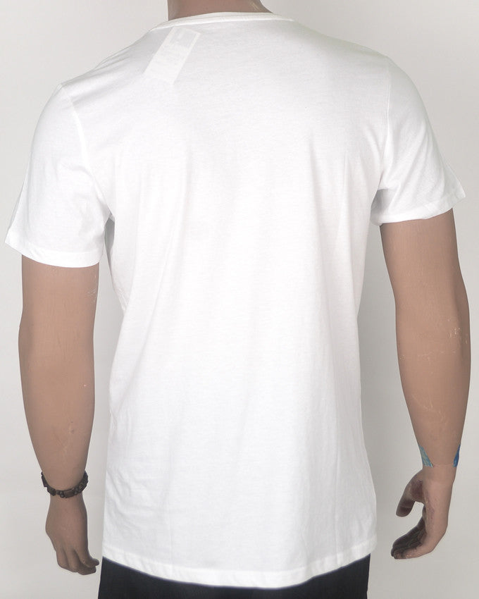 LA 1993 White -Shirt - Large