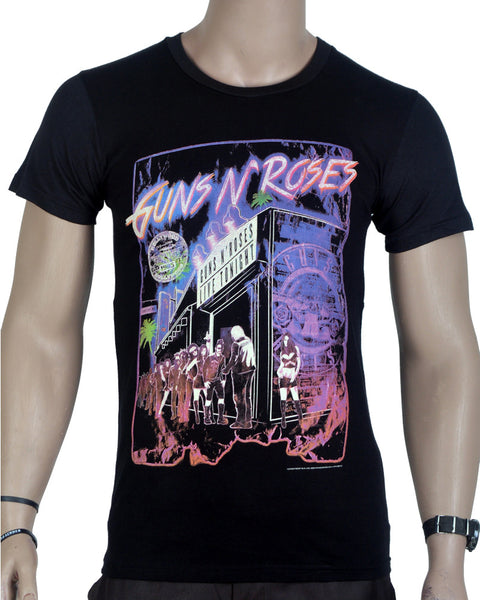 Guns & Roses T-Shirt - Black - Small