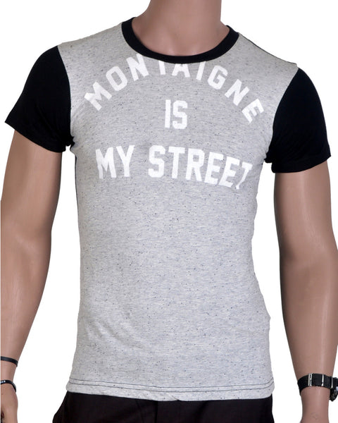 My Street Print T-Shirt - Small