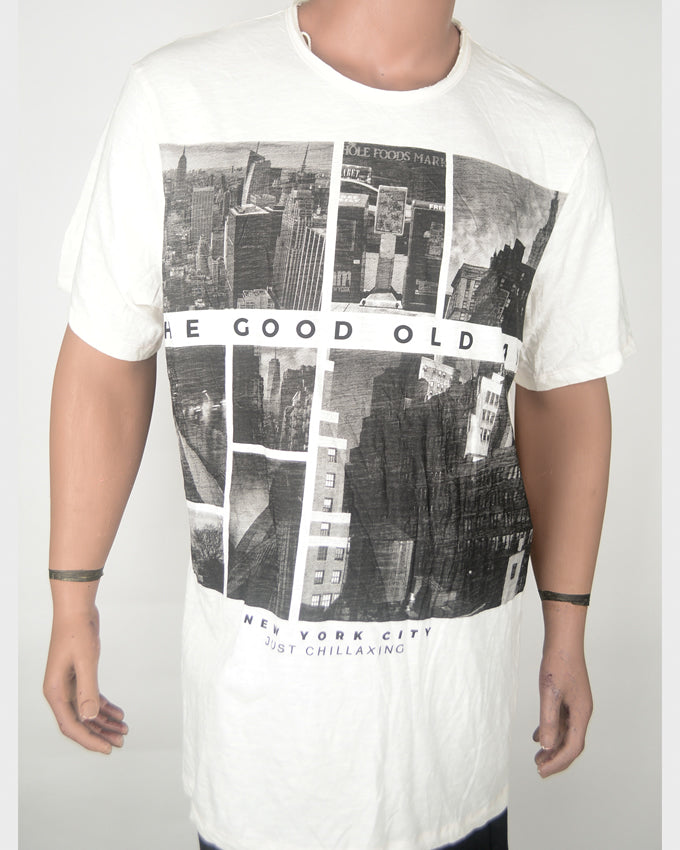 The Good Old NYC T-shirt - XXL