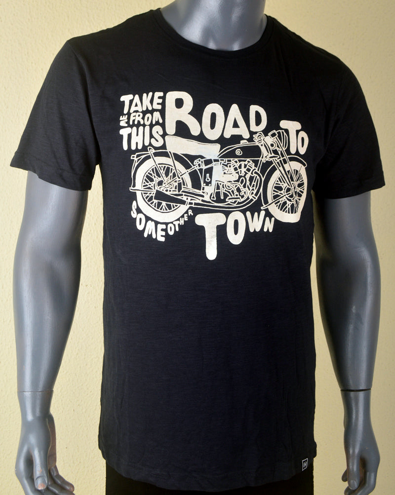 Take Road Trip Black - Medium