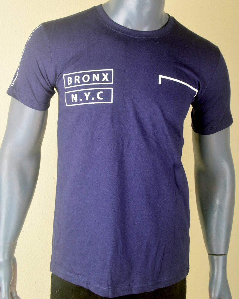 Bronx NYC Blue - Medium