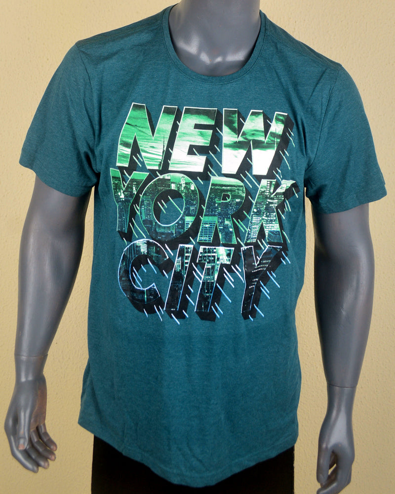New York City - Green- XL