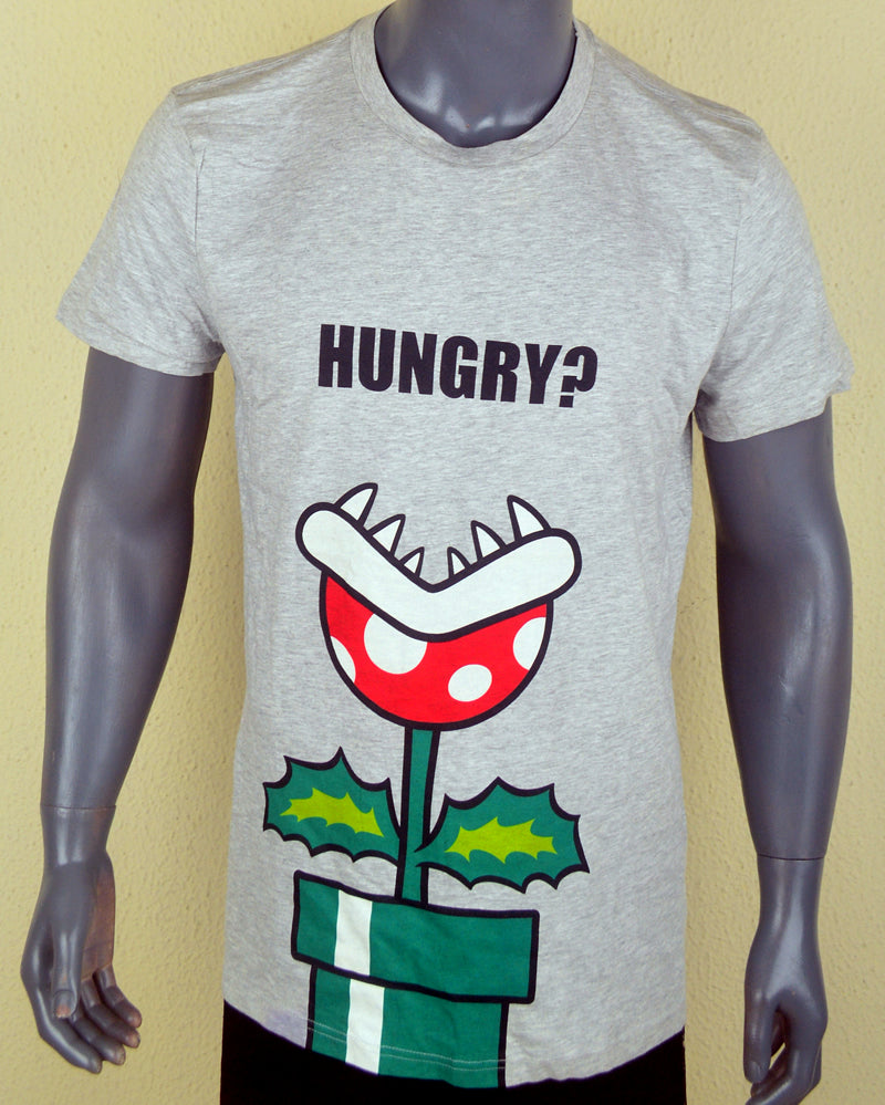 Hungry Flower - Grey - XL
