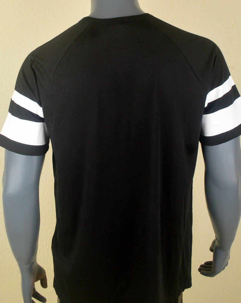 Black w White Sleeves - Large