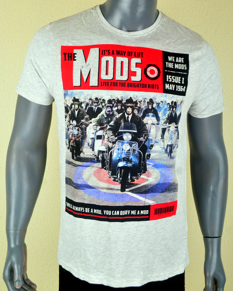 The Mods Print - Medium