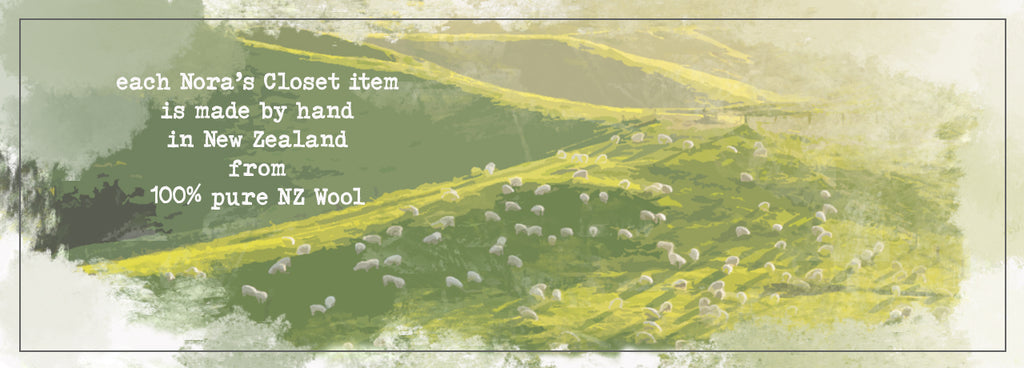 New Zealand Wool - Its a Natural Choice