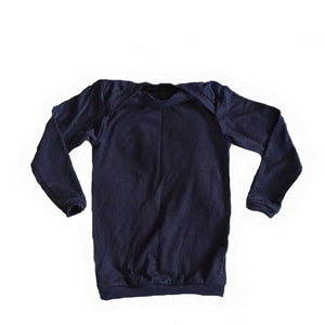 Merino - Long Sleeved - Navy